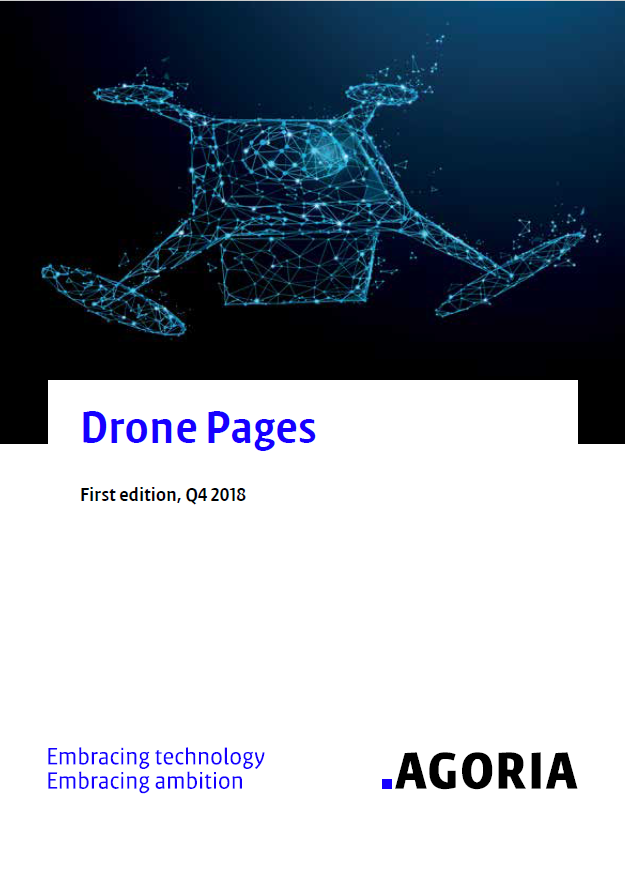 Drone Pages: handy business guide with 160 companies
